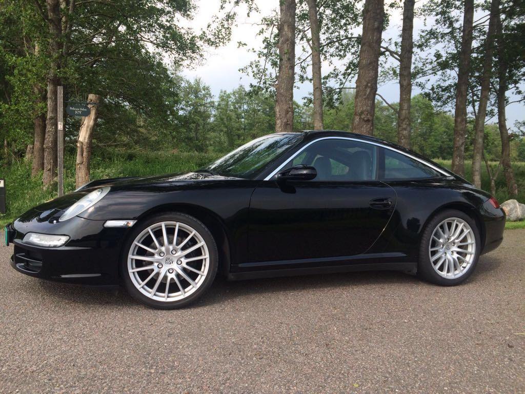 Over Porscherijders (en waardoor zij Porsche kunnen rijden)