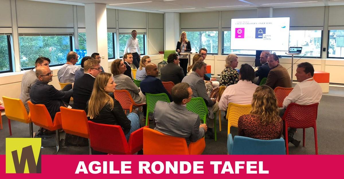 Over mooie inzichten van onze Agile ronde tafel bij PostNL