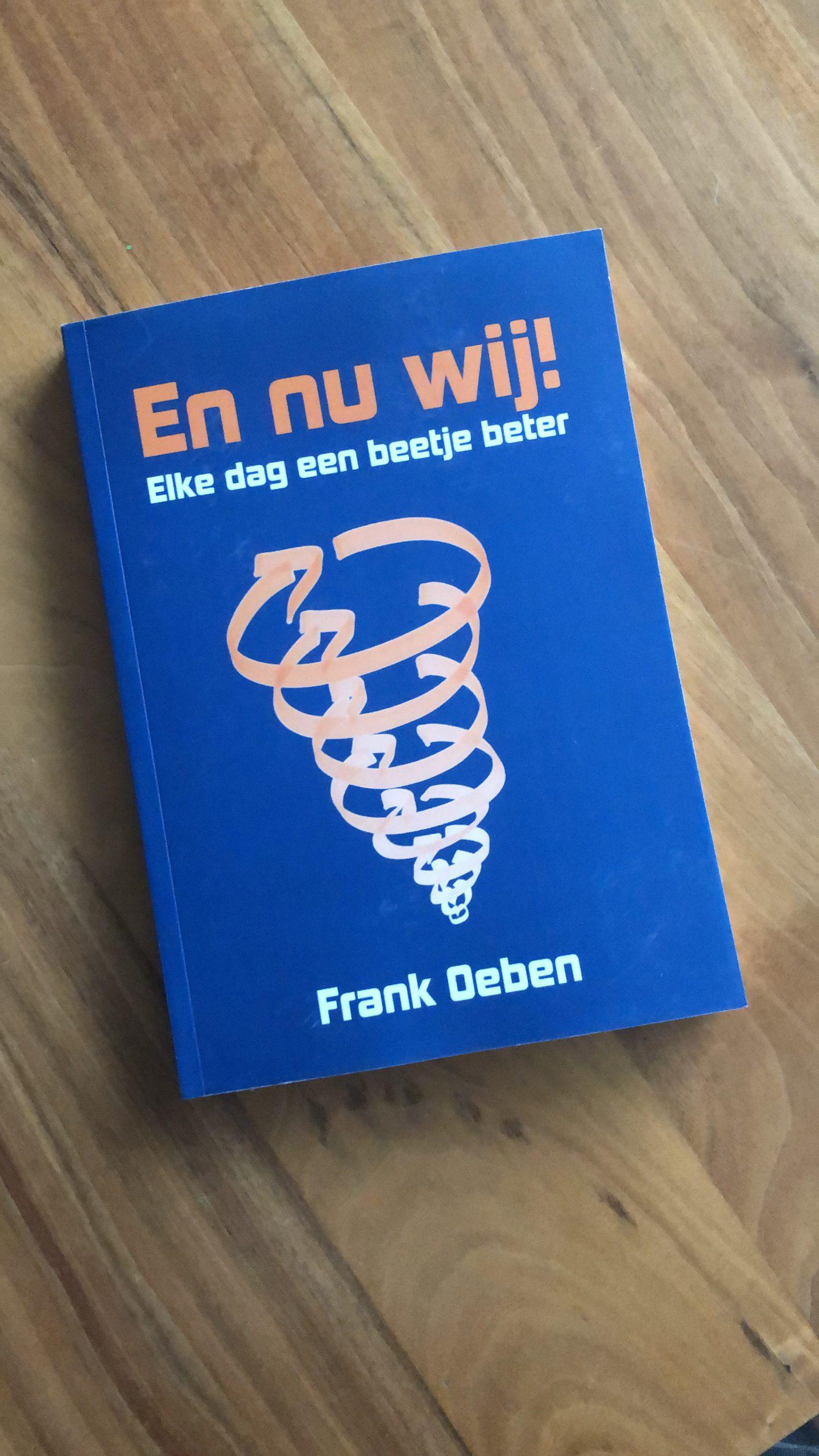 En nu wij! – het boek
